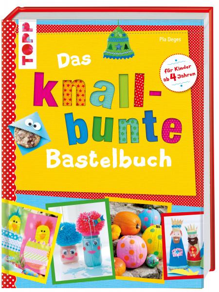Das knallbunte Bastelbuch