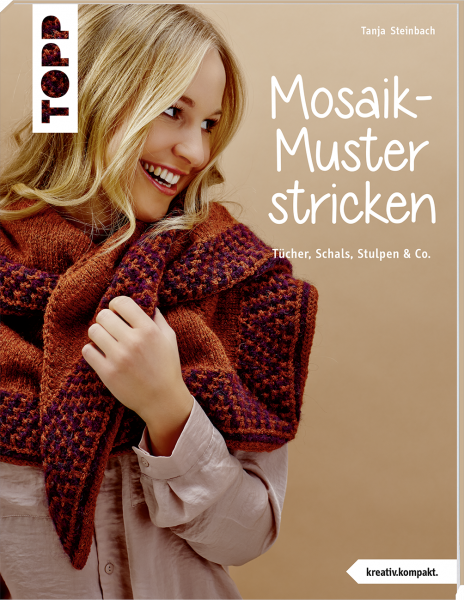 Mosaik-Muster stricken (kreativ.kompakt.)