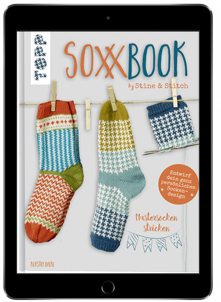 SoxxBook by Stine & Stitch (eBook)