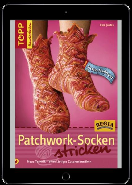 Patchwork-Socken stricken (eBook)