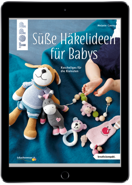 Süße Häkelideen für Babys (eBook)