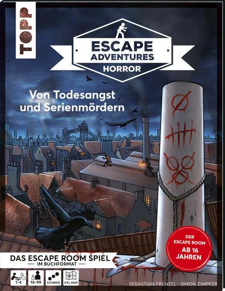 Escape Adventures HORROR – Von Todesangst und Serienmördern