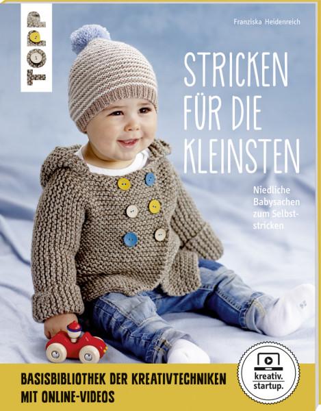Stricken für die Kleinsten (kreativ.startup.)