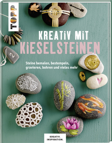 Kreativ mit Kieselsteinen (KREATIV.INSPIRATION.)
