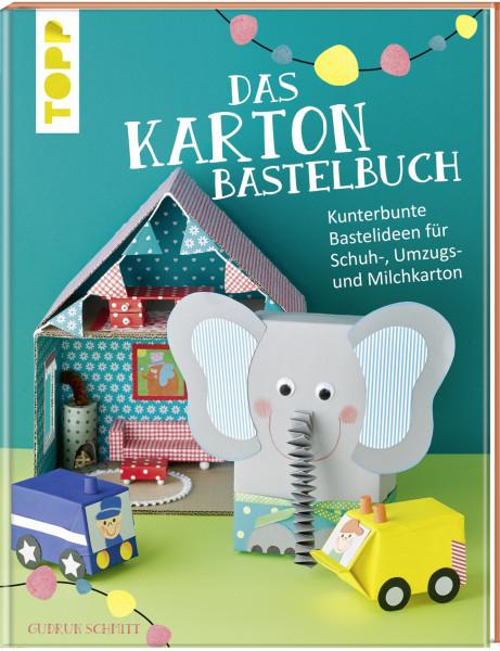 Das Karton-Bastelbuch