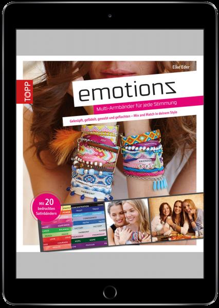 Emotionz - Multi-Armbänder für jede Stimmung (eBook)