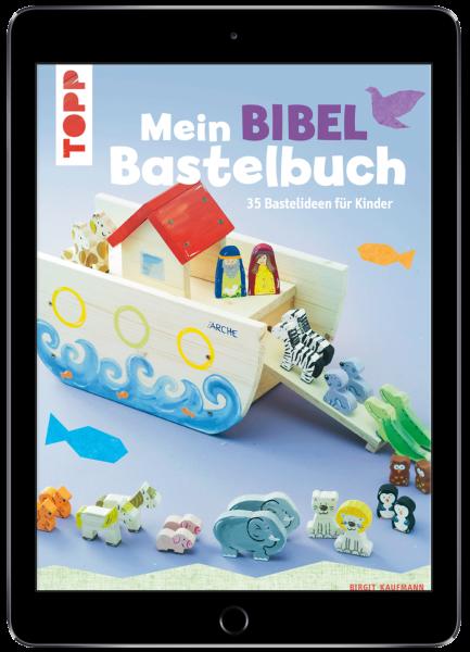 Mein Bibel-Bastelbuch (eBook)