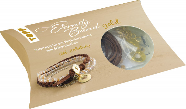 Eternity Band Set gold