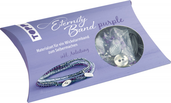 Eternity Band Set purple