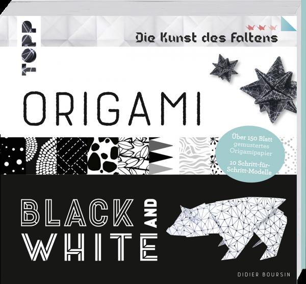Origami Black & White (Die Kunst des Faltens)