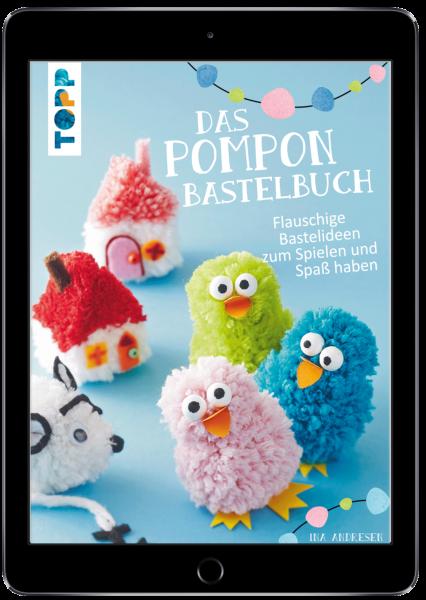 Das Pompon-Bastelbuch (eBook)