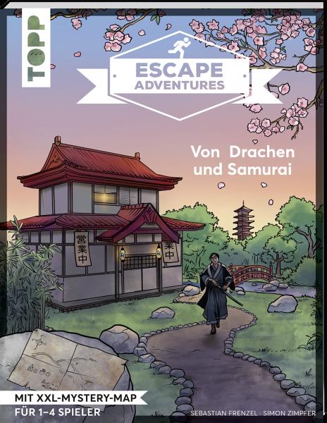 Escape Adventures – Von Drachen und Samurai