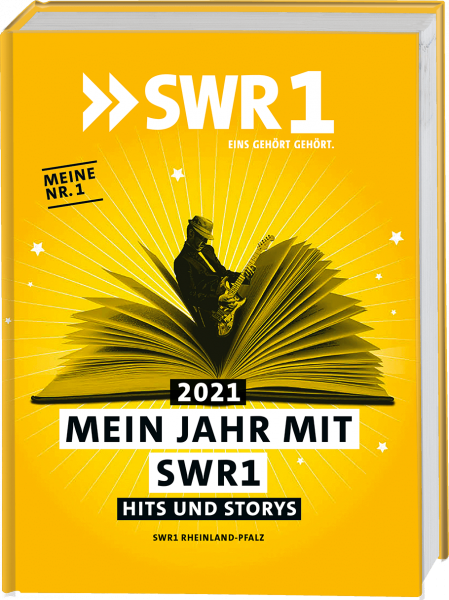 Mein Jahr 2021 mit SWR1 Hits & Storys