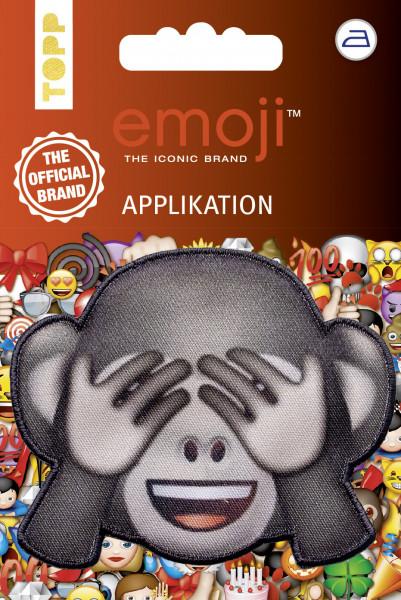 Emoji Applikation Affe - nicht sehen