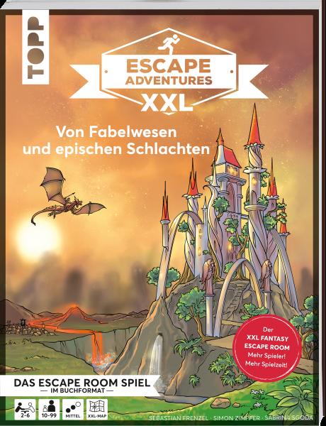 Escape Adventures XXL – Von Fabelwesen und epischen Schlachten