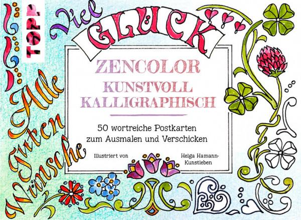 Zencolor Kunstvoll kalligraphisch