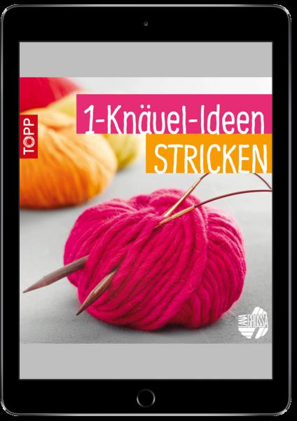 1-Knäuel-Ideen stricken (eBook)