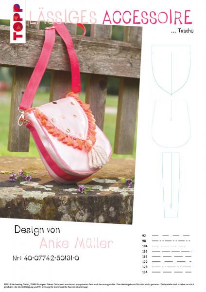 Tasche - Lässiges Accessoire (nur Schnittmuster, ohne Anleitung)