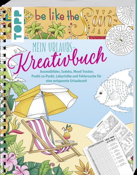 Mein Urlaubs-Kreativbuch