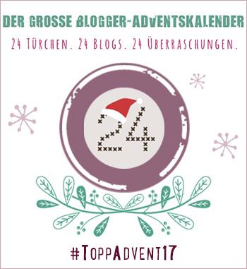 der blogger-adventskalender 2017 vom frechverlag