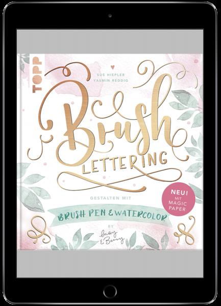 Brush Lettering (eBook)