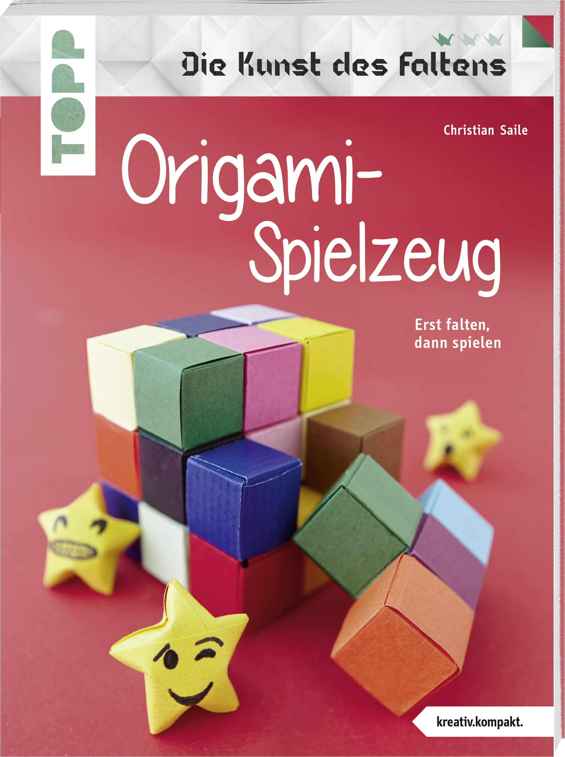 Origami Spielzeug Die Kunst Des Faltens Kreativ Kompakt