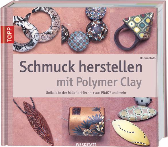 Schmuck herstellen mit Polymer Clay