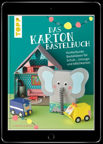 Das Karton-Bastelbuch (eBook)