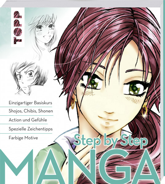 Manga Step by Step