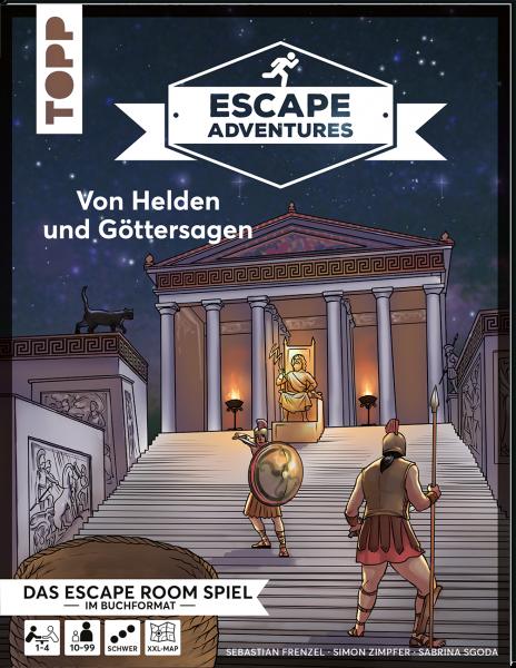 Escape Adventures – Von Helden und Göttersagen
