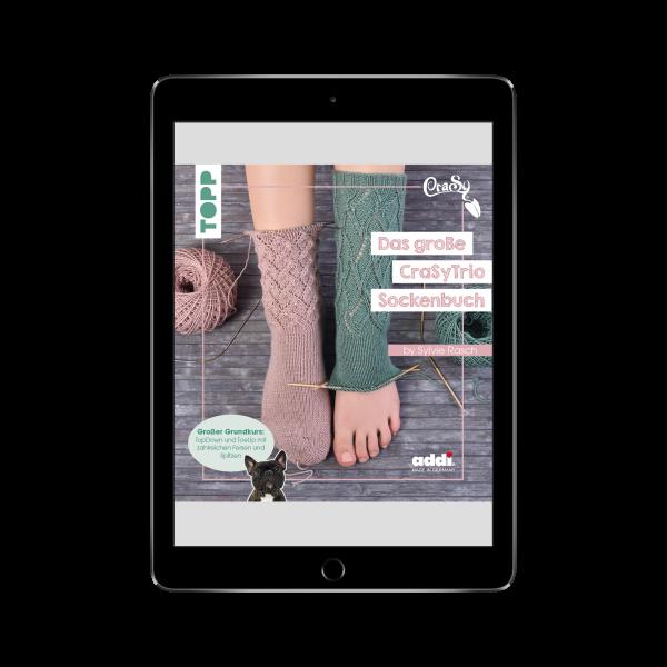 Das große CraSyTrio-Sockenbuch (eBook)