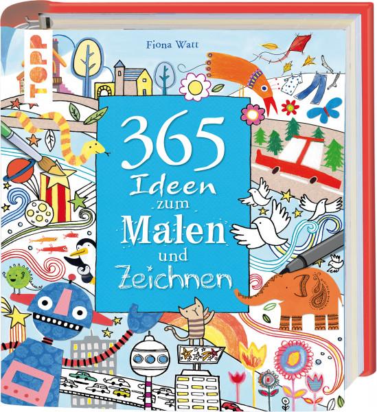 365 Ideen zum Malen und Zeichnen