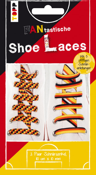 FANtastische Shoe Laces Set