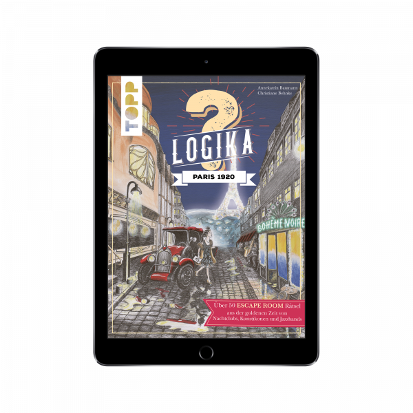 Logika – Paris 1920 (eBook)
