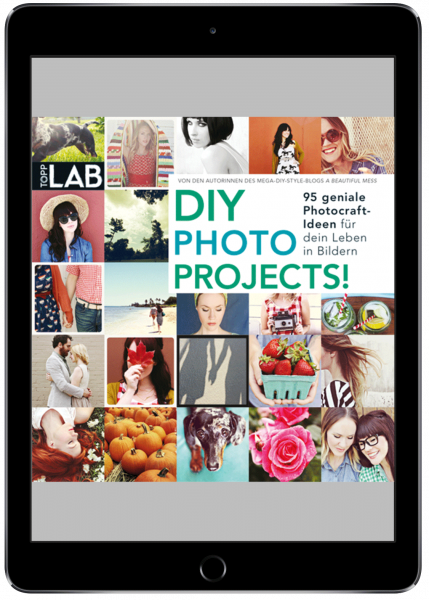 DIY PHOTO PROJECTS! (eBook)