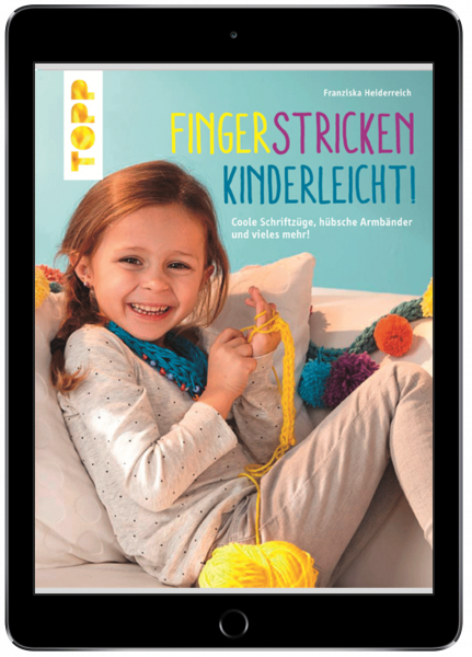Fingerstricken kinderleicht! (eBook)