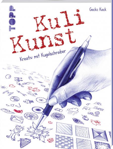 Kuli Kunst. Kreativ mit Kugelschreiber