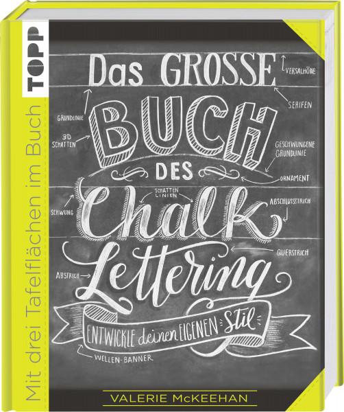 Das große Buch des Chalk-Lettering