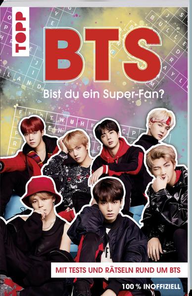 BTS Bist du ein Super-Fan? (DEUTSCHE AUSGABE)