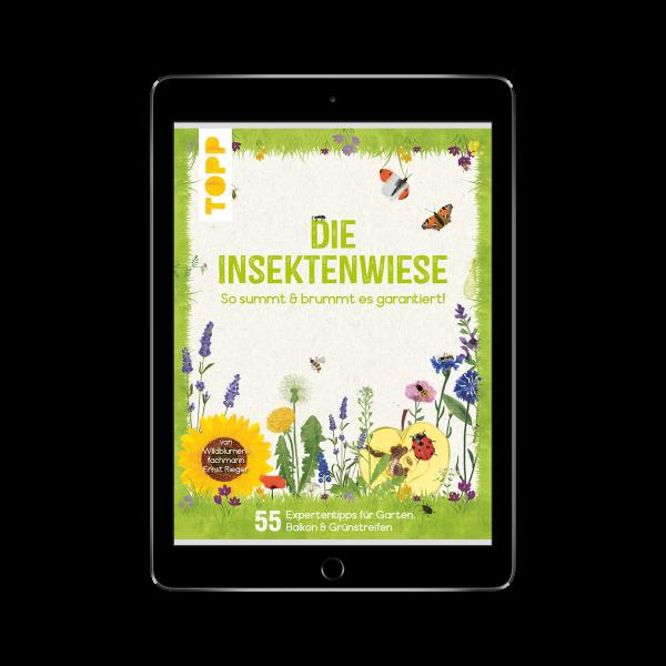 Die Insektenwiese: So summt & brummt es garantiert! (eBook)