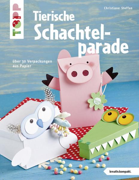 Tierische Schachtelparade (kreativ.kompakt.)
