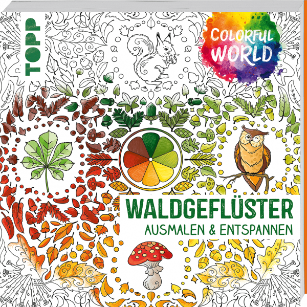 Colorful World - Waldgeflüster