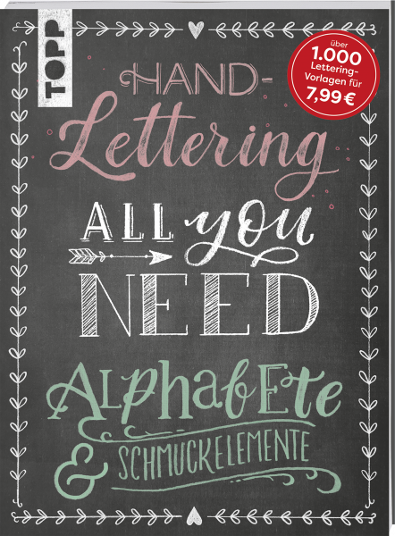 Handlettering All you need