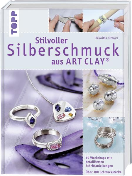 Stilvoller Silberschmuck aus ART CLAY