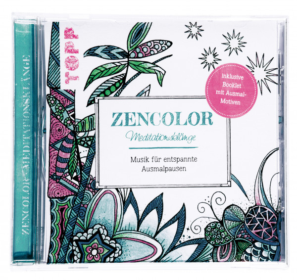 CD Zencolor Meditationsklänge