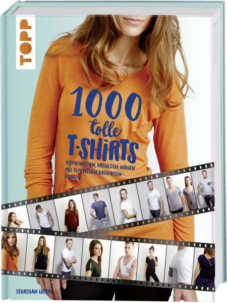 1000 tolle T-Shirts nähen