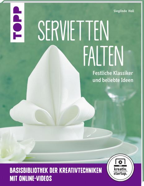 Servietten falten (kreativ.startup.)