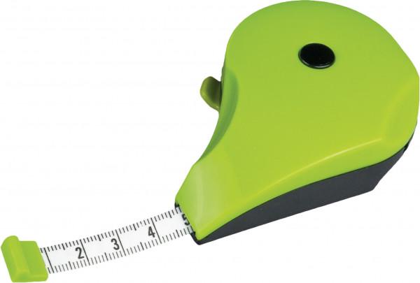 Nähwelt Schneidermaßband Grün