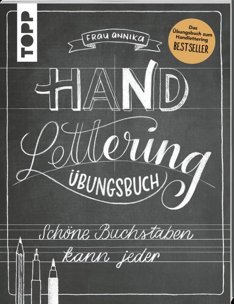 Handlettering. Die Kunst der schönen Buchstaben. Übungsbuch