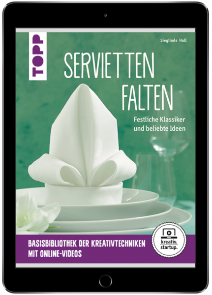 Servietten falten (eBook)